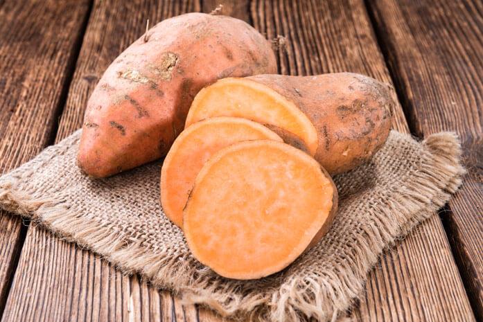 Сладкий картофель и его польза