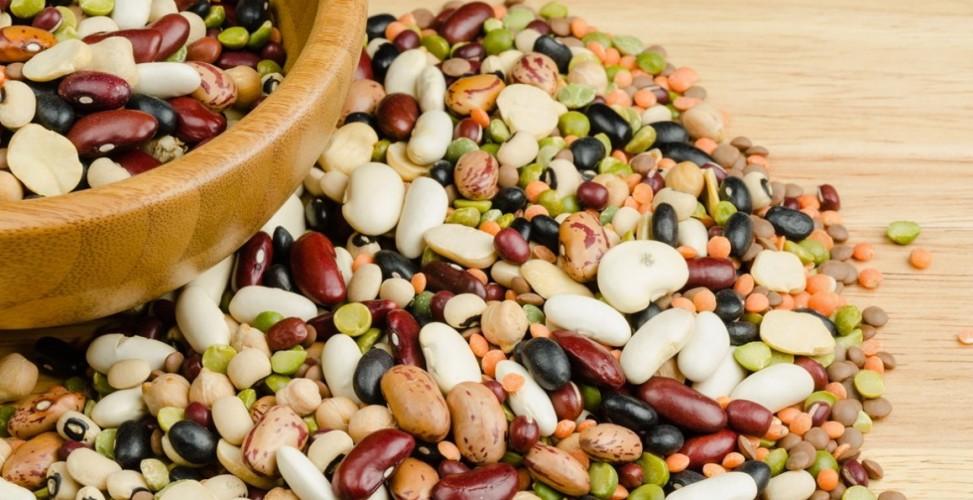 фасоль и бобовые