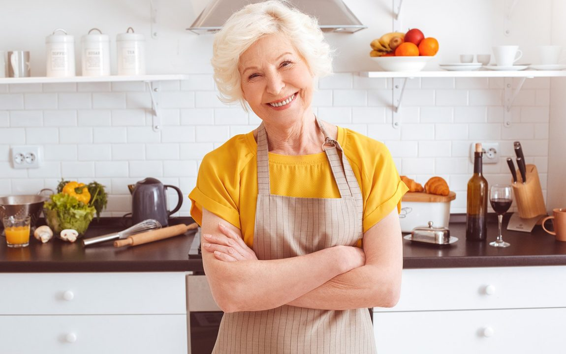 Здоровое питание - активное долголетие