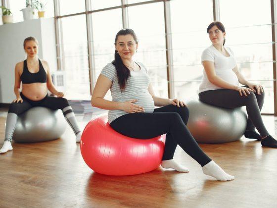 Как вернуть себе форму после родов