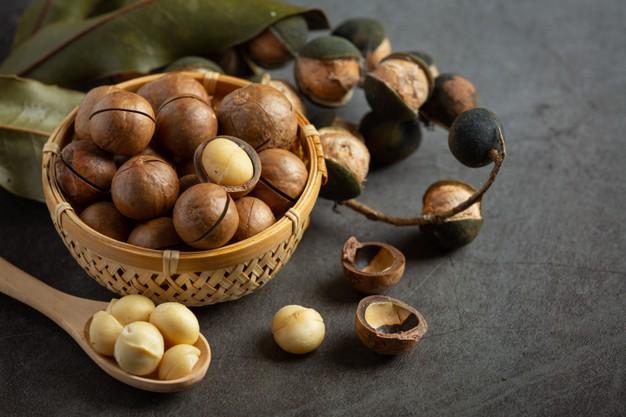 Макадамия - орех который открывается ключом