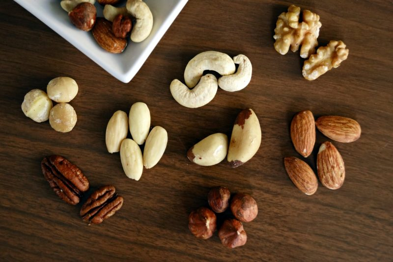 Польза орехов для здоровья