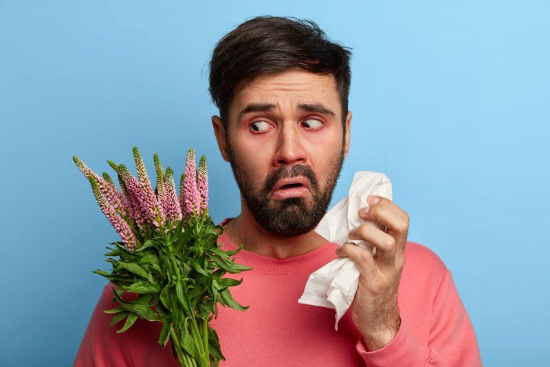 Самые действенные народные средства от аллергии