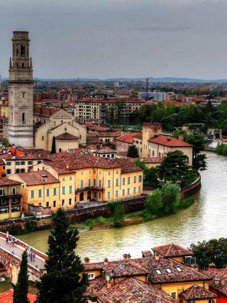 Путешествие по Италии курс на Верону