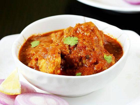 Рецепт куриного кари по инийски с пошаговыми фото